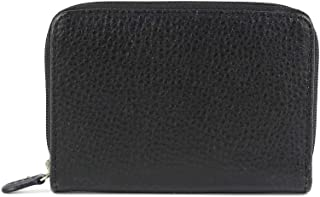 Laurige France Small Women's Leather Wallet Black