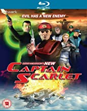 new captain scarlet blu ray