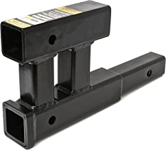 MaxxHaul 70070 Dual Hitch Extension - 4000 lbs. GTW Capacity