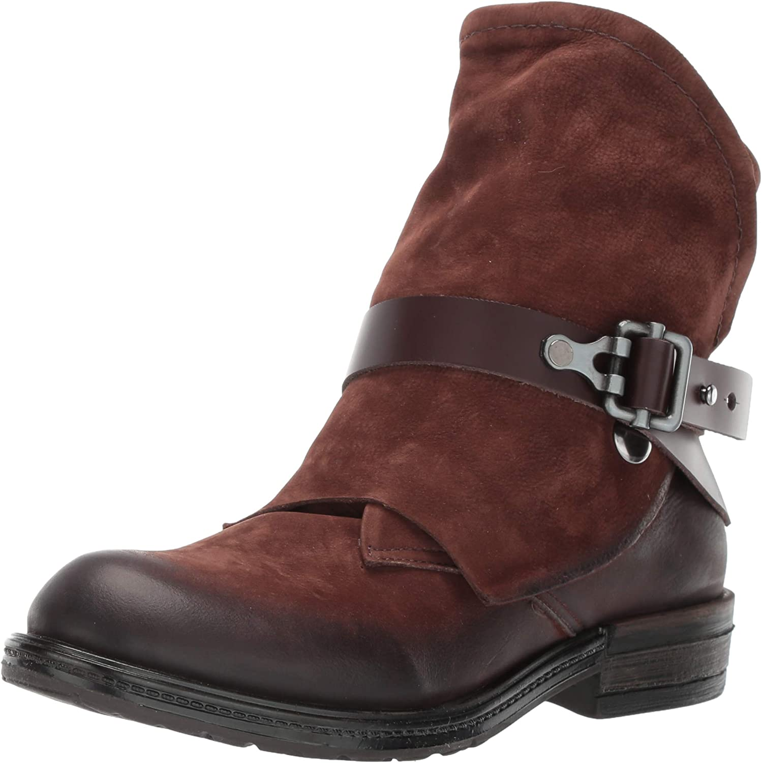 Spring Step Womens Nataell Ankle Boot