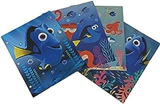 Disney Pixar Finding Dory Portfolio Folders Set of 4