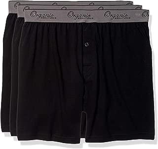 Men's Classic Cotton Knit Boxers (3-Pack)