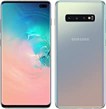 "Samsung Galaxy S10+ Plus 128GB+8GB RAM SM-G975F/DS Dual Sim 6.4"" LTE Factory Unlocked Smartphone International Model No-Wa..."