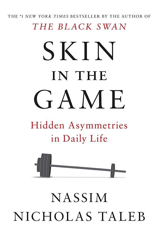 ヘア威信エリートSkin in the Game: Hidden Asymmetries in Daily Life (English Edition)