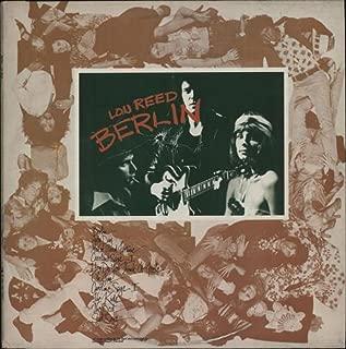 Berlin + lyric insert
