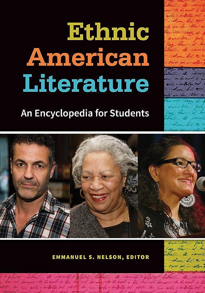 ルーチン人事インクEthnic American Literature: An Encyclopedia for Students (English Edition)