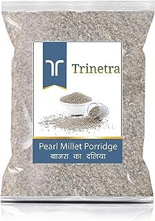 Trinetra Bajra Daliya (Pearl Millet Porridge)-500gm (Pack of 1)