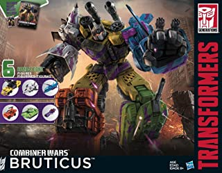 TRA Transformers Combiner Wars G2 Bruticus Combaticons Boxed Set