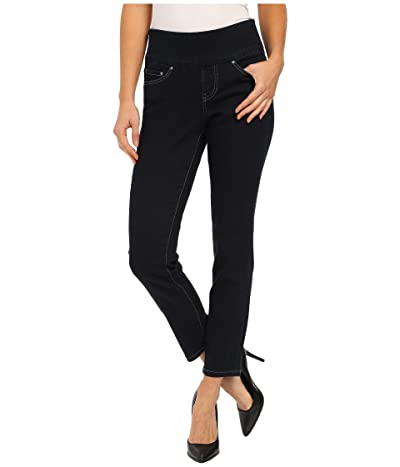 Jag Jeans Amelia Pull-On Slim Ankle Jean (After Midnight) Women