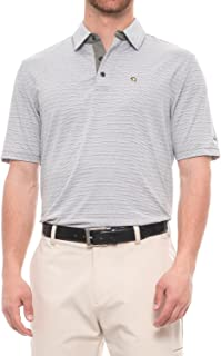 Arnold Palmer Mens Suntree Stripe Polo