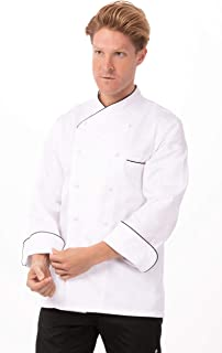 Men's Monte Carlo Premium Cotton Chef Coat