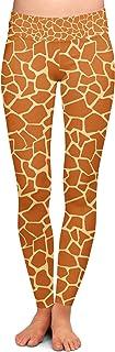 Queen of Cases Giraffe Print Yoga Leggings XS-3XL