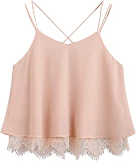 Best pink lace halter top Reviews