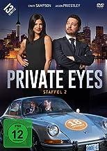 Private Eyes-Staffel 2