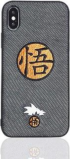 Abbery iPhone 6/iPhone 6S Hülle Dragon Ball Super Son Goku