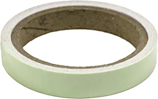 BCP Green Color Glow in Dark Tape Photoluminescent Adhesive Tape-3/4inches x 5 Yards