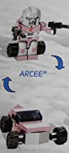 TRANSFORMERS Kre-O MICRO CHANGERS MINI FIGURE - ARCEE - SERIES 2
