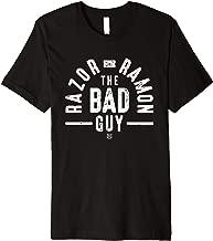 WWE Razor Ramon The Bad Guy Fight Type Premium T-Shirt
