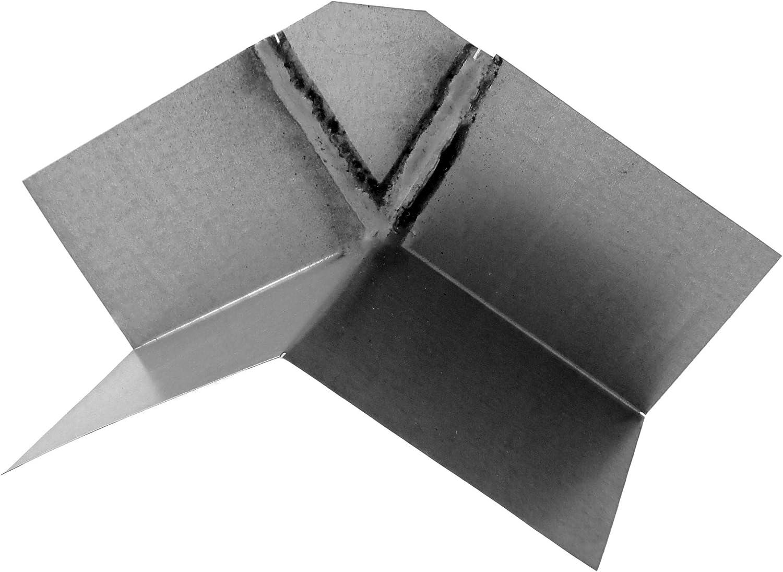 Finally popular brand Roof Ridge Cap Flashing System Metal Fl to Wall [Alternative dealer] -