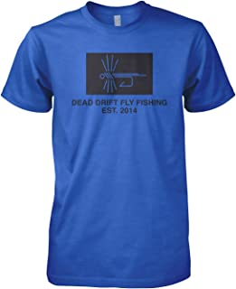 Fly Stamped Fly Fishing Shirt