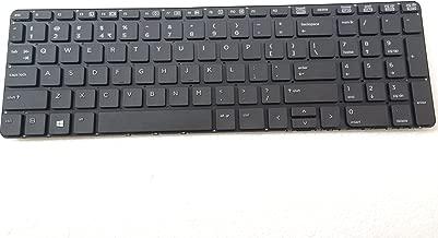 Original New for HP Probook 450 G0 450 G1 450 G2 455 G1 455 G2 US Black Keyboard