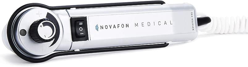 Novafon SK2 SK2 Intrasound Massager, Chrome