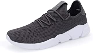 Men's Running Athletic Shoes Breathable Lightweight...