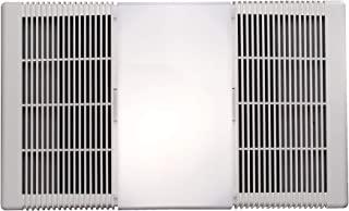 Broan-Nutone 668RP Ceiling Bathroom Exhaust Fan and Light Combo, 100-Watt Incandescent Lighting, 4.0 Sones, 70 CFM