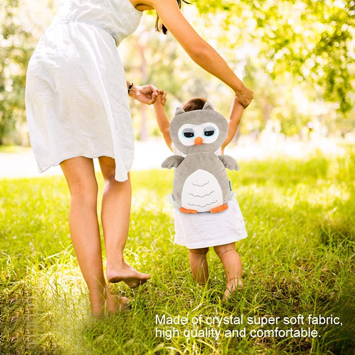 検出器決めますブラザー幼児の枕、ヘッドプロテクターバックパック、幼児の頭の枕、赤ちゃんの散歩の頭の保護用