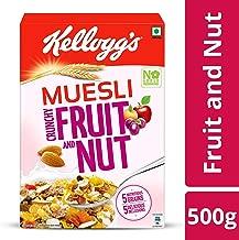 Kellogg's MuesliCrunchy Fruit and Nut, 500g
