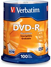 Best verbatim dvd r lightscribe Reviews