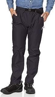 [カリマー] ソフトシェルパンツ arete zip pants メンズ