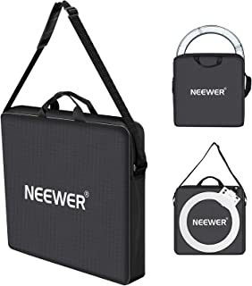 Neewer Photography Carrying Bag Protective Case Compatible with 18 inches Camera Ring Light - 20.47x20.47 inches/52x52 Cen...