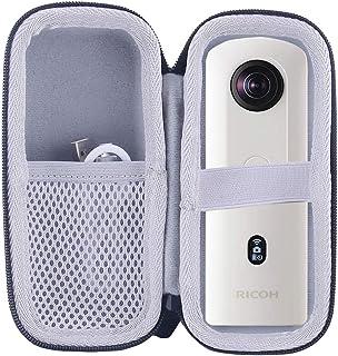 RICOH THETA SC2/ Theta S、V 360/ Theta SC 360 専用兼用カメラカバー 保護対応収納ケース -WERJIA JP