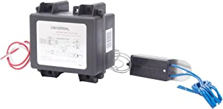 Universal Power Group UPG 42911 Black Breakaway Kit with Charger and Switch