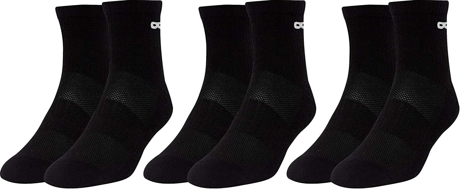 Pair of Thieves Men's 3 Pack Casual Cushion Ankle Socks | Help Give Socks To Those in Need | Ready For Everything