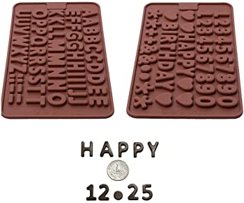Feliz Cumpleaños Pastel De Chocolate Moldes De Silicona Para Hornear Molde Molde ating