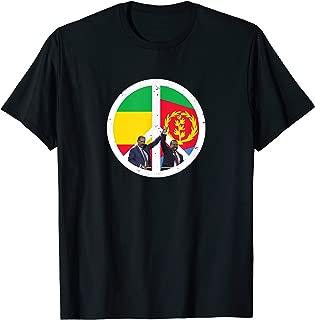 Ethiopian and Eritrean Flag