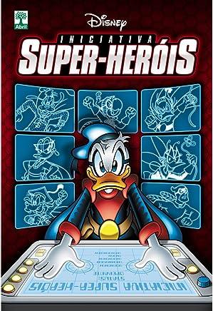 Iniciativa Super-Heróis - Coleção Disney