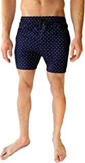 Men's Swim Trunks - Retro Style Summer Swim Suits for Men