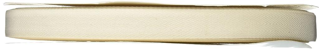 Schiff Ribbons 922-3/4 100-Yard Cotton Twill Tape Ribbon, 3/4-Inch, Natural