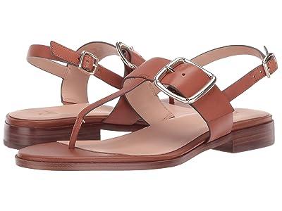 Naturalizer 27 Edit Erika (Saddle Leather) Women