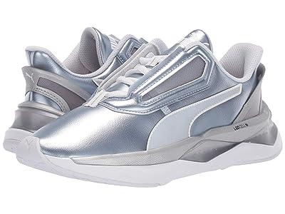 PUMA Lqdcell Shatter XT Metal (Puma Silver/Puma White) Women