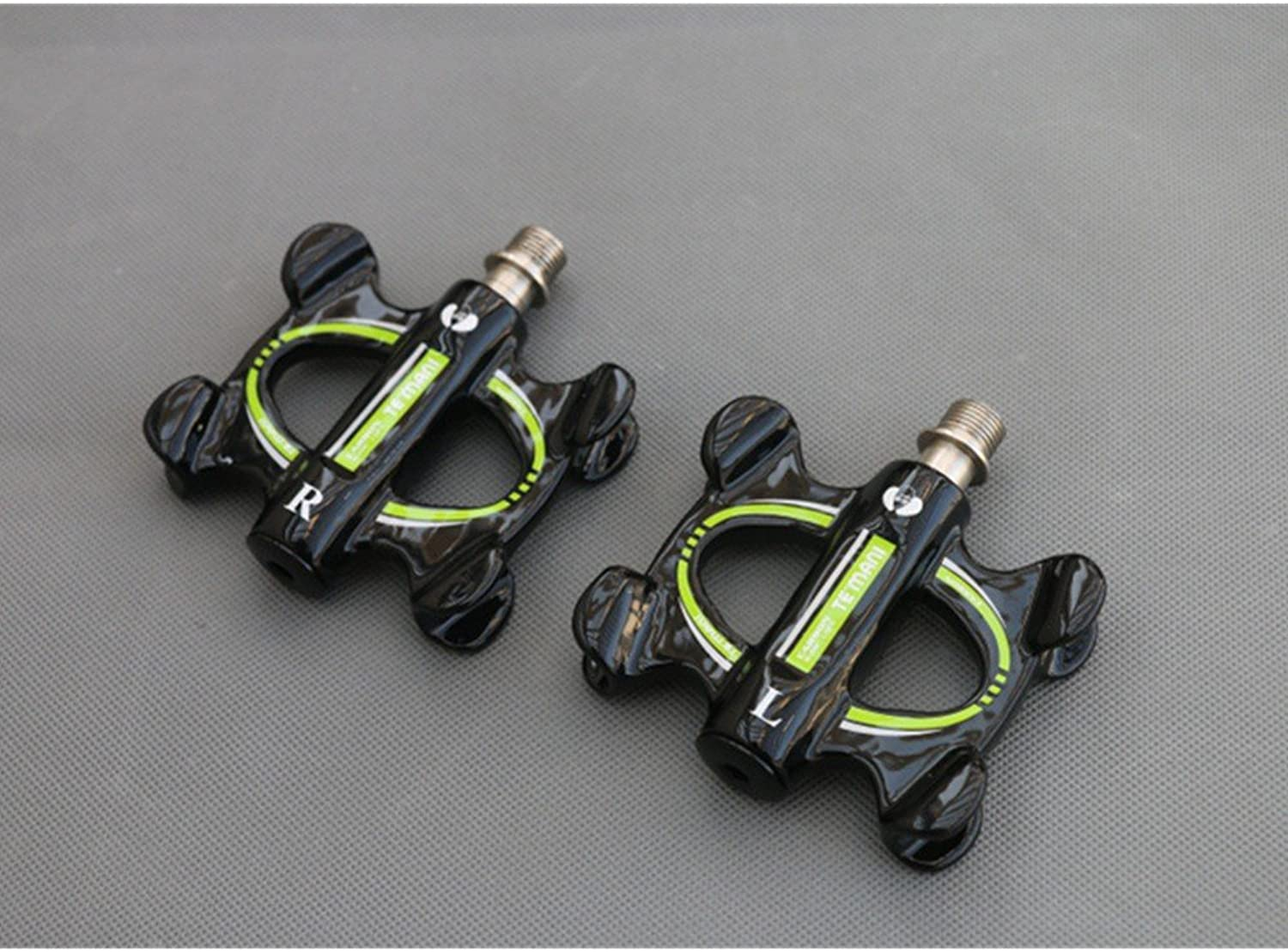 Bicycle pedal,Aluminum pedal,Bearing pedal,Easy to install pedal,Large pedal,Lightweight pedal,bmx pedal,fixed gear bicycle,CNC bearing bicycle pedalsBicycle accessories all carbon fiber foot pedal for mountain highway ultra light bearing bicycle accessor
