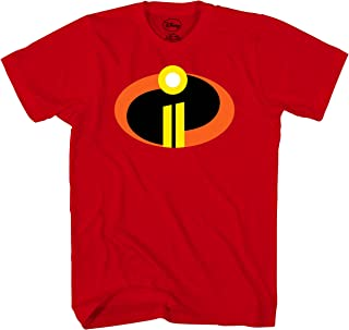 Mad Engine The Incredibles 2 Logo Men's Adult Graphic Tee T-Shirt