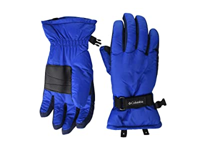 Columbia Kids Coretm Glove (Big Kids) (Bright Indigo/Collegiate Navy) Extreme Cold Weather Gloves