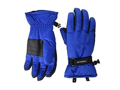 Columbia Kids Coretm Glove (Big Kids) (Bright Indigo/Collegiate Navy) Extreme Cold Weather Gloves