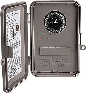 Intermatic DTAV40 Defrost Timer, Gray