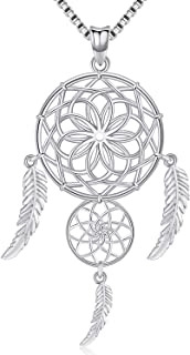 Best sterling silver dreamcatcher necklace Reviews