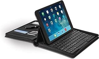 Kensington KeyFolio Executive Zipper Folio Case with Removable Bluetooth Keyboard for iPad Air 2 and iPad Air (iPad 5) (K97009US)